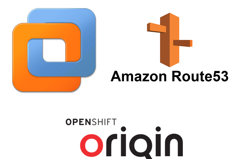 Build your own PaaS with Openshift Origin 1.5, Vmware workstation and Route53 at Home